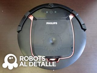 Philips smartpro active review robots al detalle - Robot aspirador alfombras ...